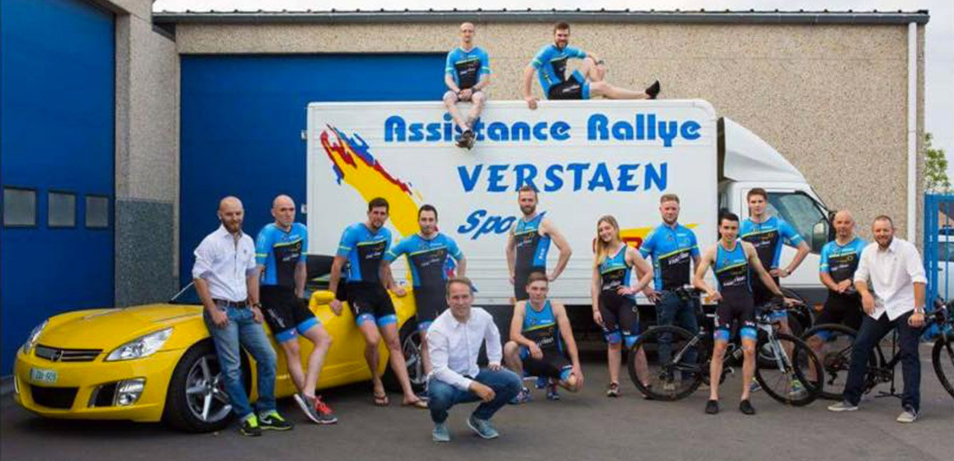 Triathlon Team Racing – TTR